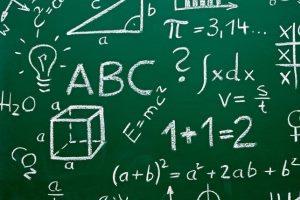 Обучение детей математики