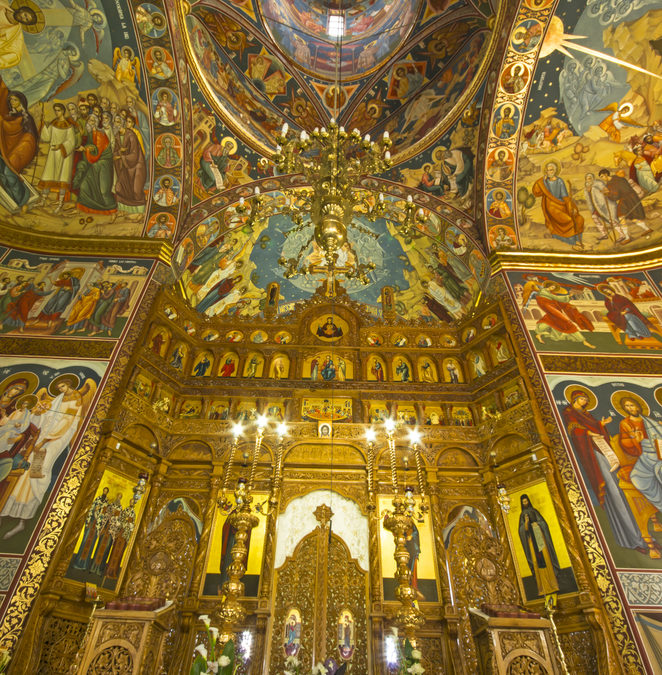 Differences Between the Roman Catholic and Greek Orthodox Churches