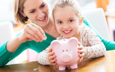 Дети и деньги: 10 ошибок финансового воспитания