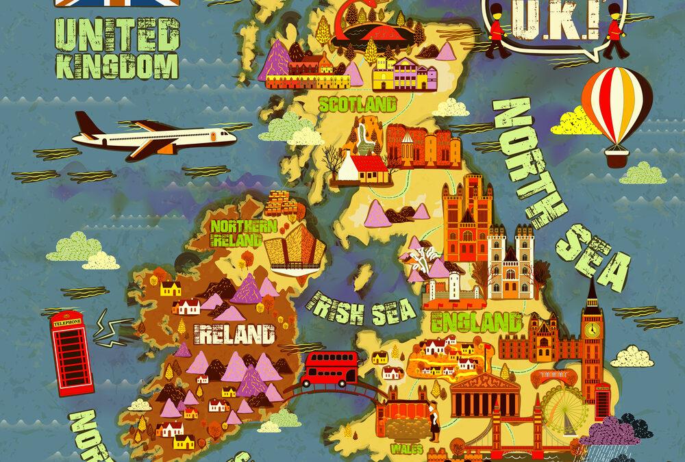 Святые покровители Англии, Ирландии, Уэльса и Шотландии: интересные исторические факты и легенды